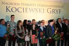 Kociewski Gryf za 2014r.