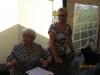 Senior w ogrodzie-spotkanie IV